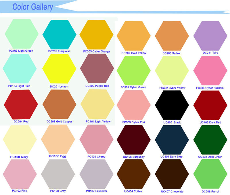 Direct Factory Various Size Colorful Copy Paper Supply