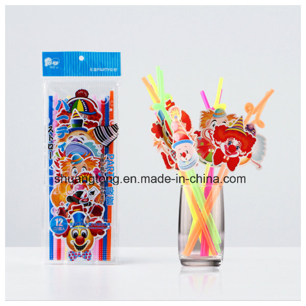 Paper Decoration Party Christmas Birthday Halloween Straw
