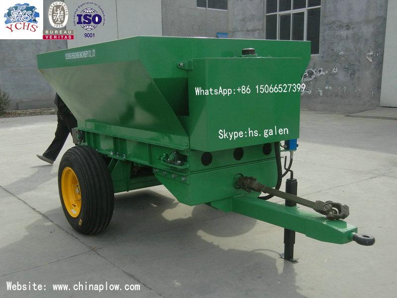 Farm Equipment Fertilizer Spreader Factory Manufacturer Hengshing machinery