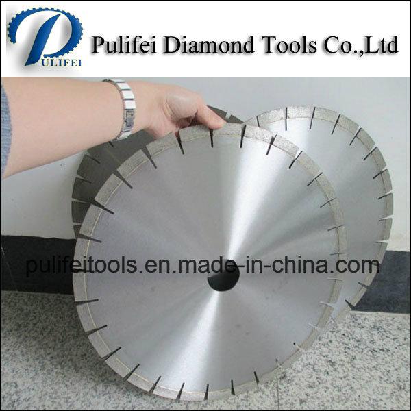 Silent Core Diamond Saw Blade for Granite Cutting