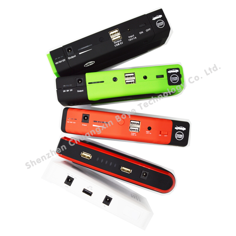 12000mAh Vehicle Multifunctional Emergency Power for Car/Laptop/Cellphone/iPad