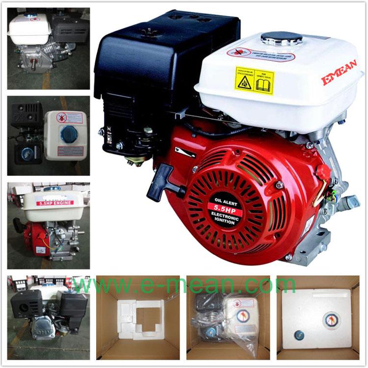 4 Stoke Air Cooling Single Cylinder Gasoline Engine 5.5HP