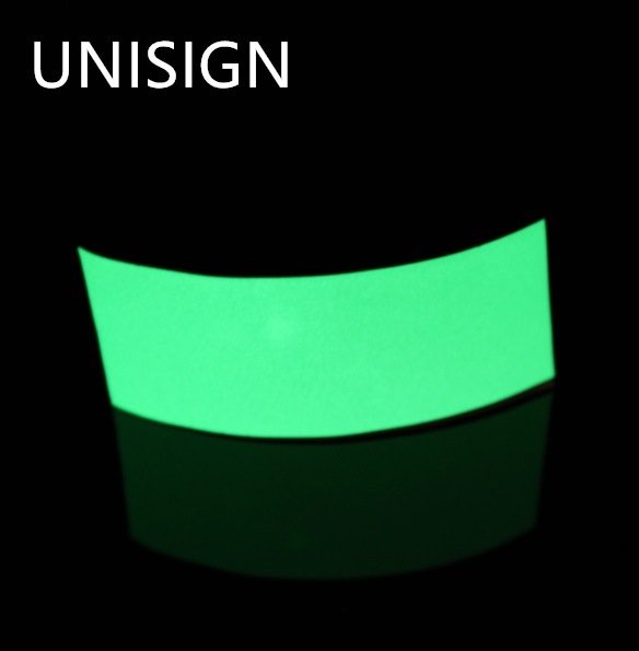 High Quality Glow in The Dark Photo Luminscent Tape/Vinyl