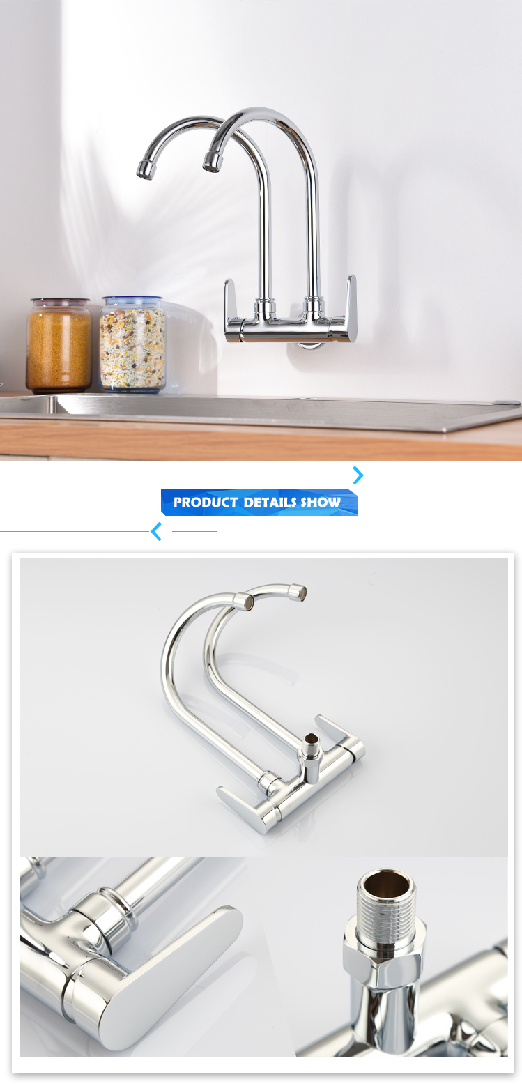 Modern Brass Single Cold Kitchen Taps Faucet with Discounts