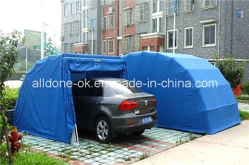 China Autoparkplatz, Lagerung im Freien Carport Baldachin Auto ...