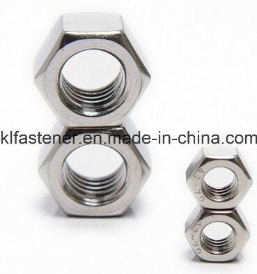 ANSI/ASME B18.2.2/ISO4032 Hex Nut DIN934 -A2 70