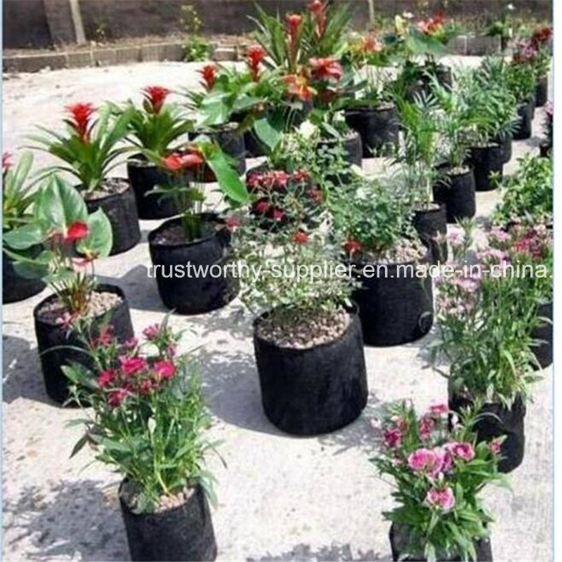 Geotextile Fabric Grow Pots Planter Bags