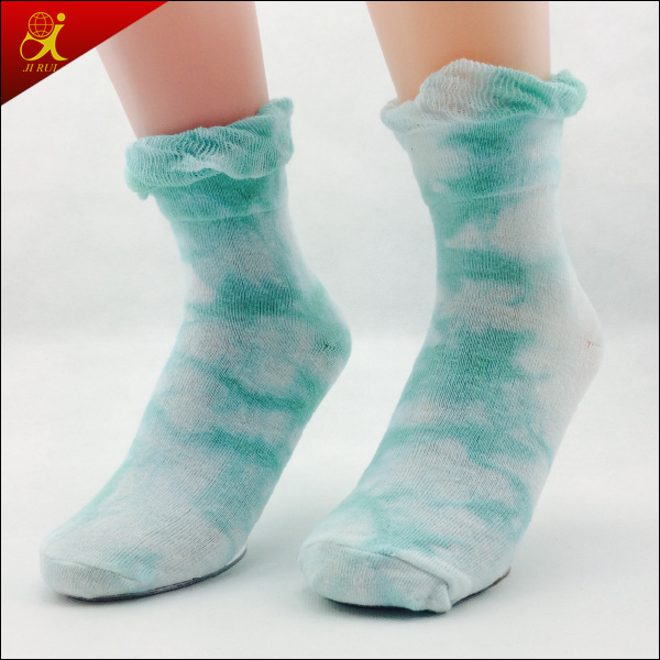 Custom Tie Die Sock for Women