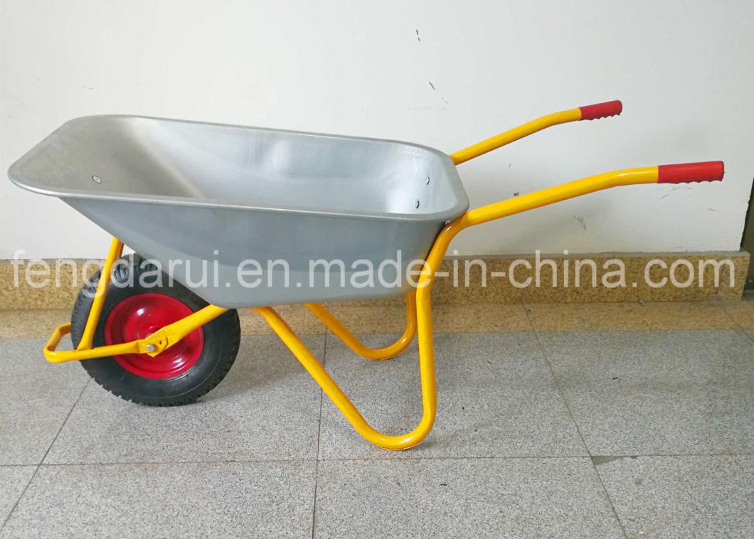 Russia Market Garden Tools Wheel Barrow Wb6417