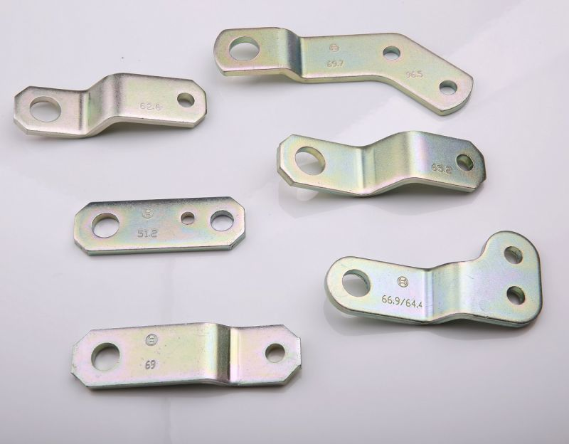 Wiper Connecting Stamping Plate (Form type I)
