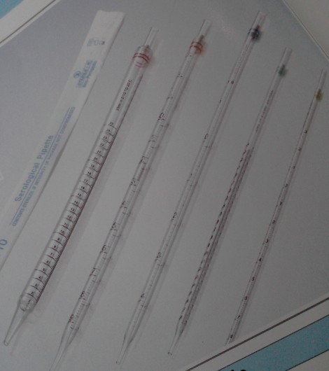 Serological Pipette with ISO 13485 (GD0101)
