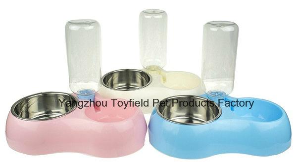 Dog Water Nozzle Mobile Drinker Pet Water Feeder