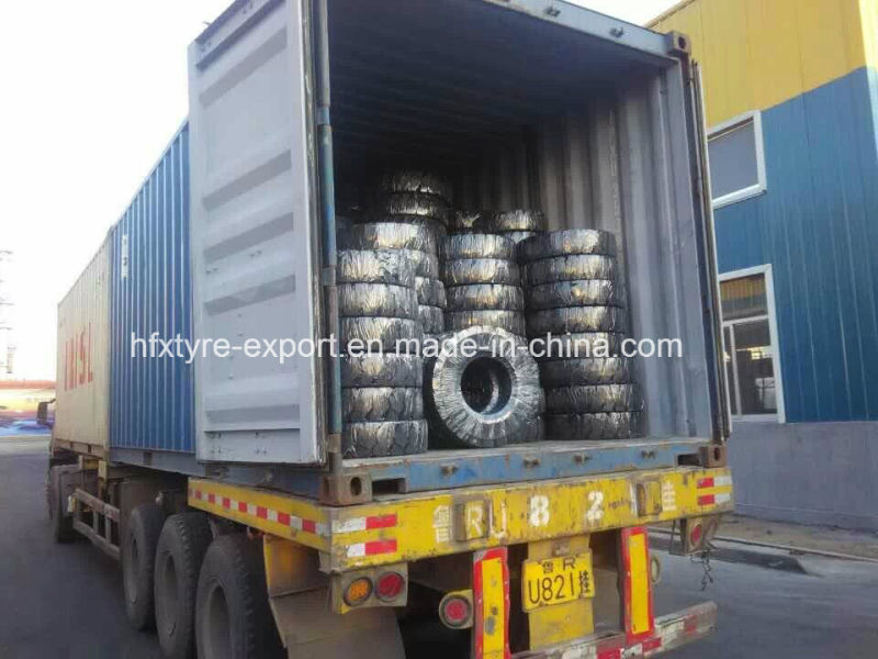 Bias Tyre, 4.00-8, 5.00-8, 16X6-8, Industral Tyres for Forklift