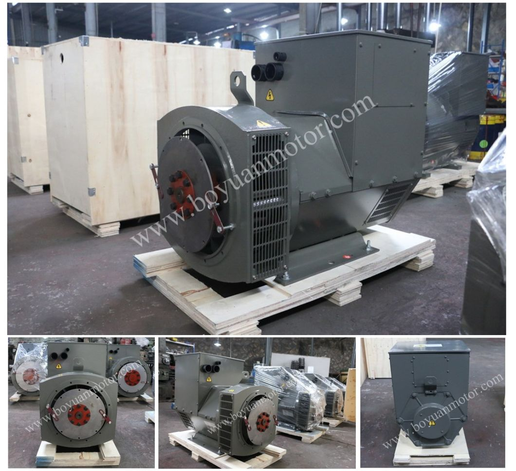 Copy Stamford Permanent Magnet AC Brushless Alternator 6~200kw