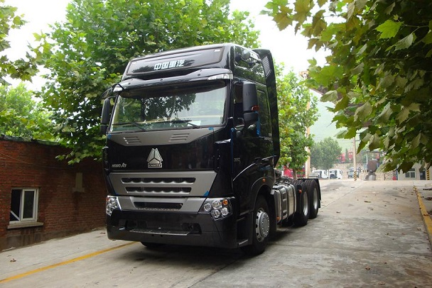 HOWO Prime Mover 6X4 420HP Tractor Truck Cheap Price