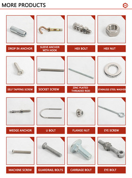 High Quality Carbon Steel High Strength Bolt and Nut