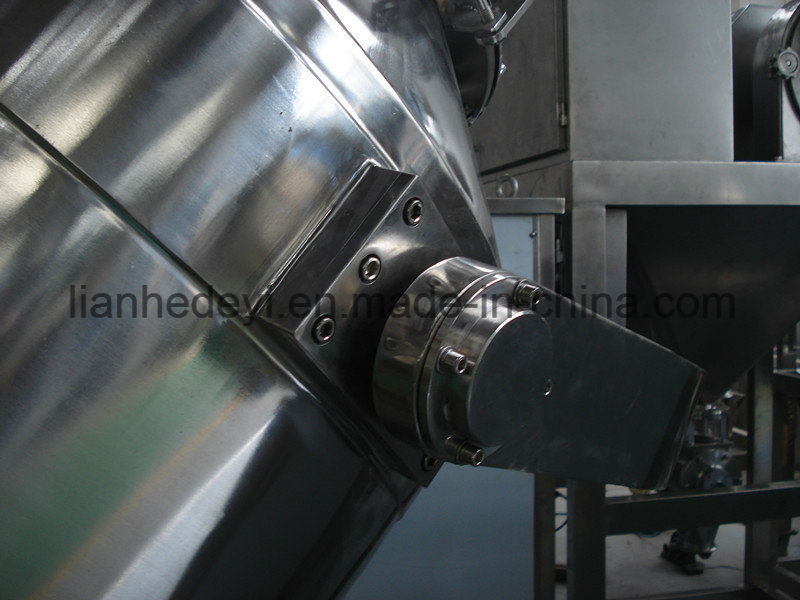 Gh-5 Stainless Steel Powder Blender