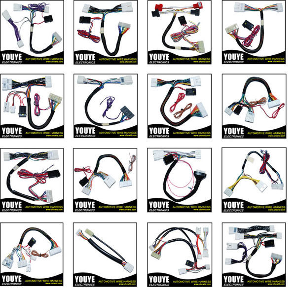 Low Price High Quality Custom Electronic Wire Harness