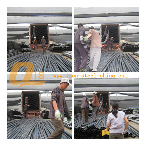 HDPE Pipe for Water Supply by PE100, PE80