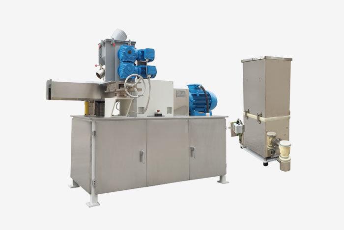 1000kg/Hr Powder Coatings Twin Screw Extruder Extrusion Machine