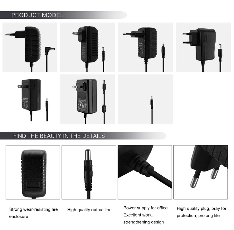 Switching Power Supply Adapter for Massage Chair