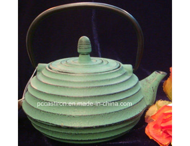 Customize Cast Iron Teapot 0.7L