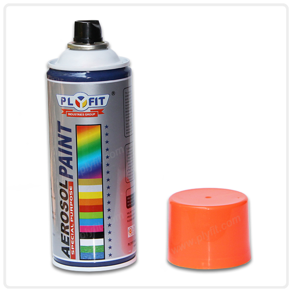 Reflective Acrylic Fluorescent Spray Paint