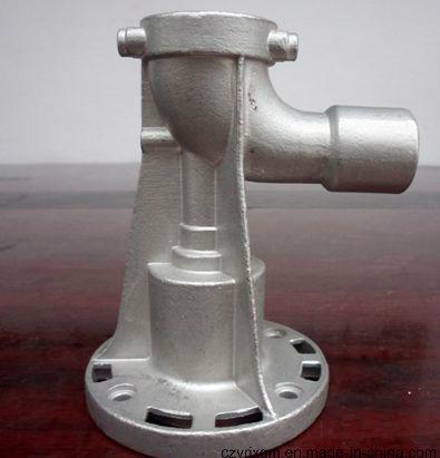 High Quality Metal Precision Machining Casting/ Valve/ Valve Flange