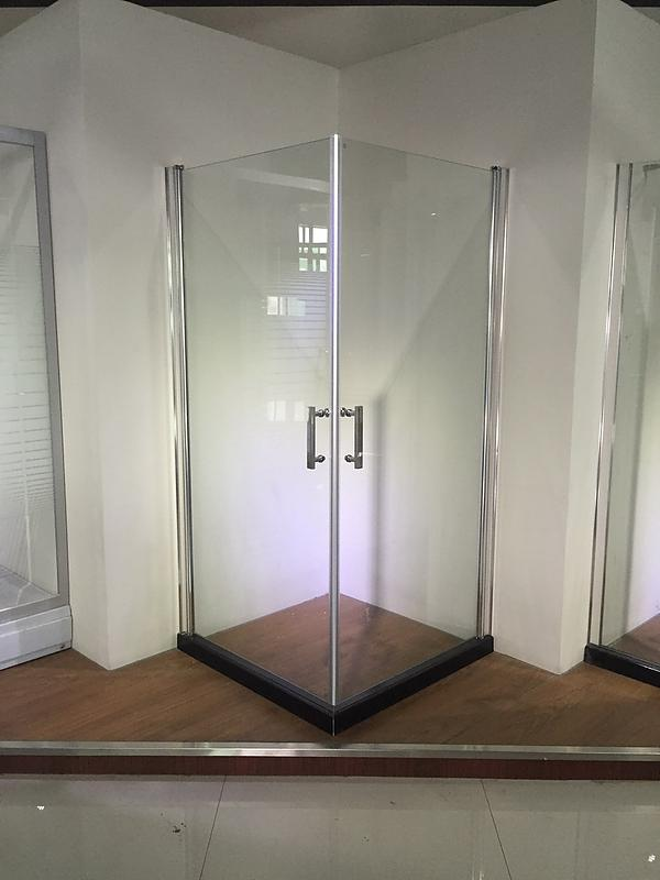 Glass Bath Screen Without Tray (ADL-8A61)