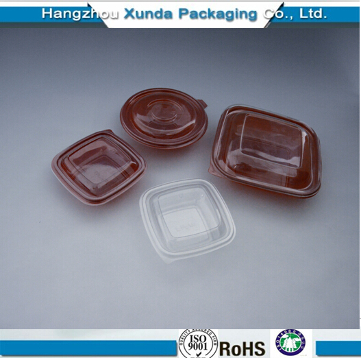 Plastic Food Containertake Away Food Box