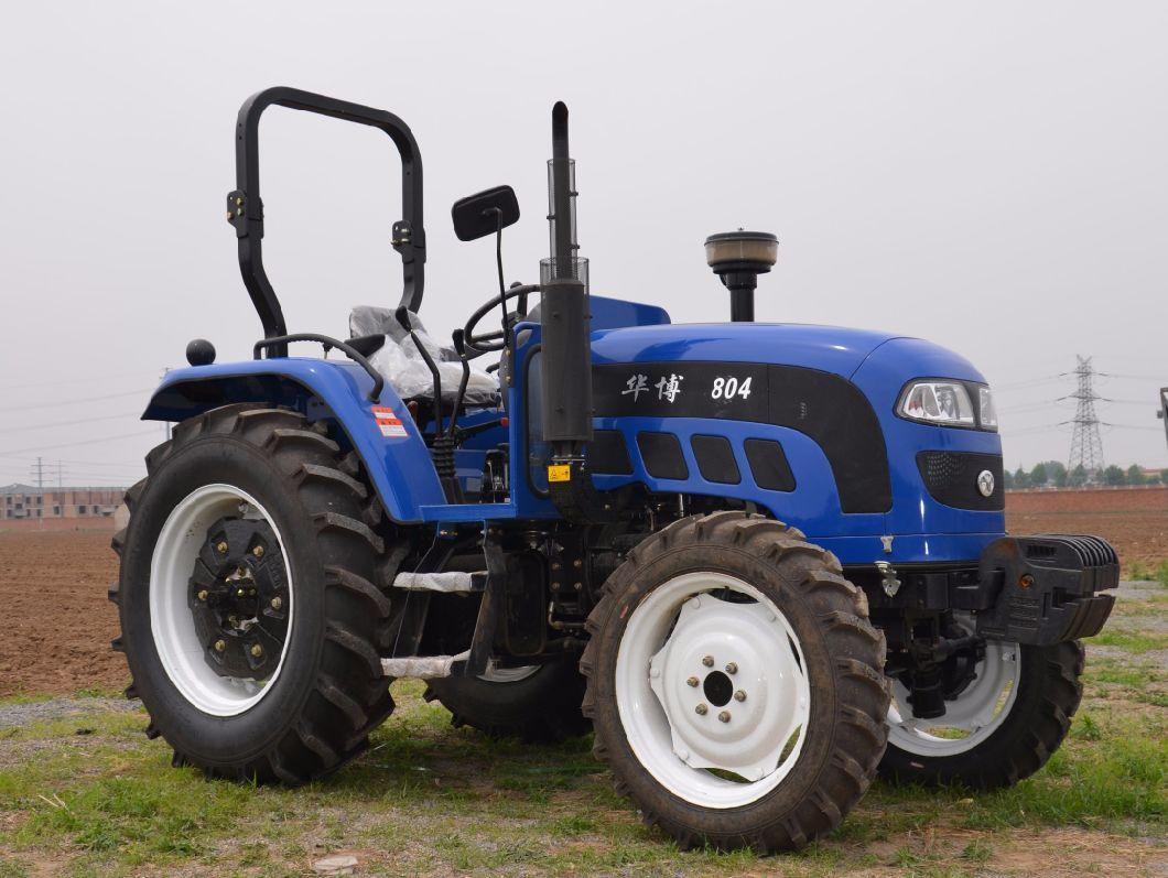 Farming Tractor with Gasoline Engine& Mini Dumper& Garden Loader