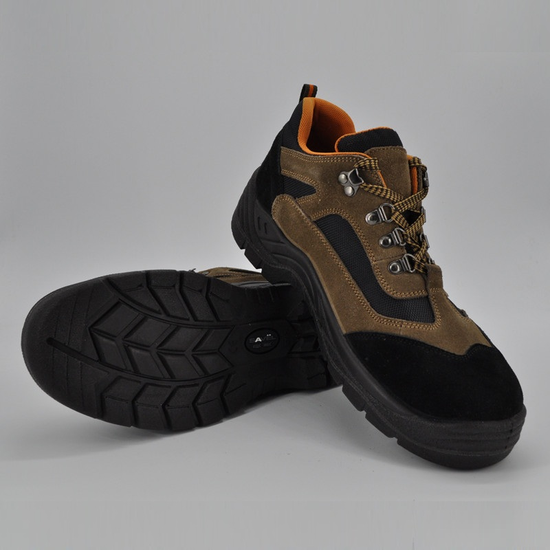 Stylish Steel Toe Cap Work Shoes Ufb055