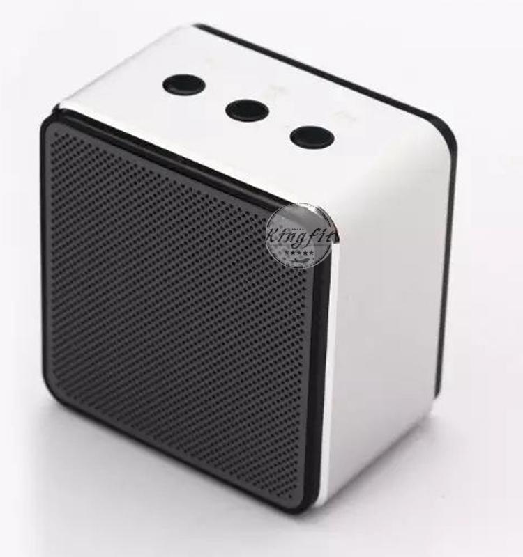 High Quality Aluminum House Bluetooth Speaker