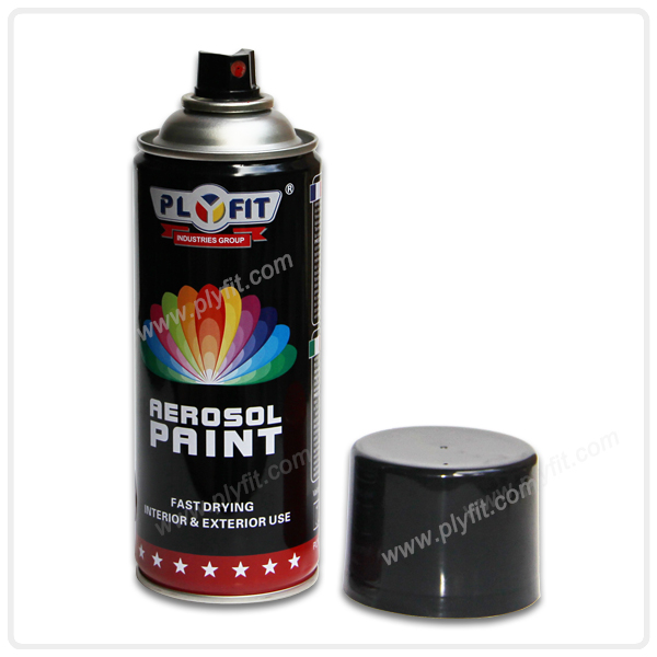 Car Refinish All Purpose Acrylic Lacquer Spray Paint