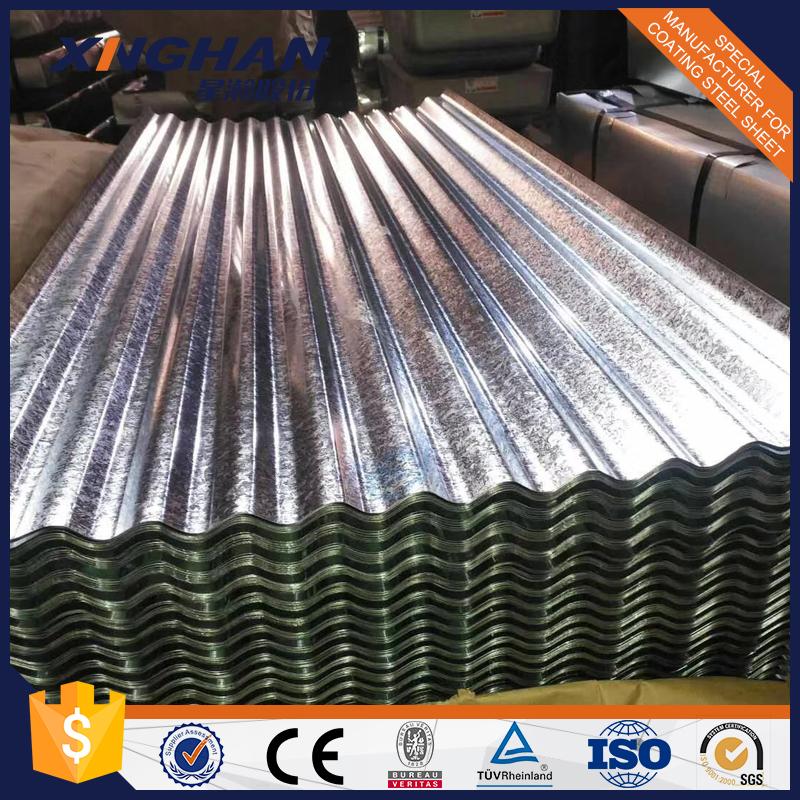 galvanized corrugated steel sheets