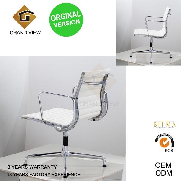 Orginal Version Leather Swivel Office Meeting Chair (GV-EA108)