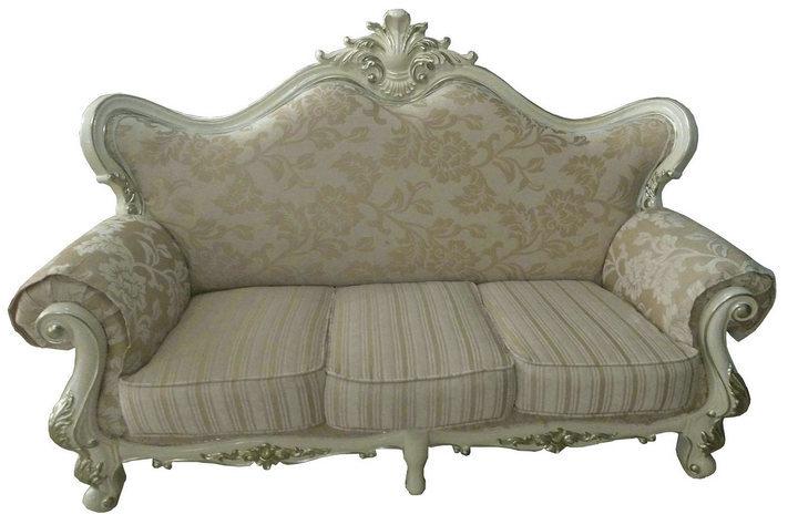 2018 Ciff China Royal Style Office Furniture Fabric Sofa (1212-1)