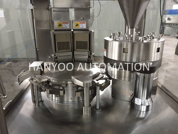 High Quality Herbal Powder Capsule Filling Machine Automatic Capsule Machine