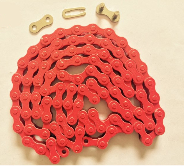 Lady Bike Chain Steel Single Speed 1/2*1/8 Bicycle Chain