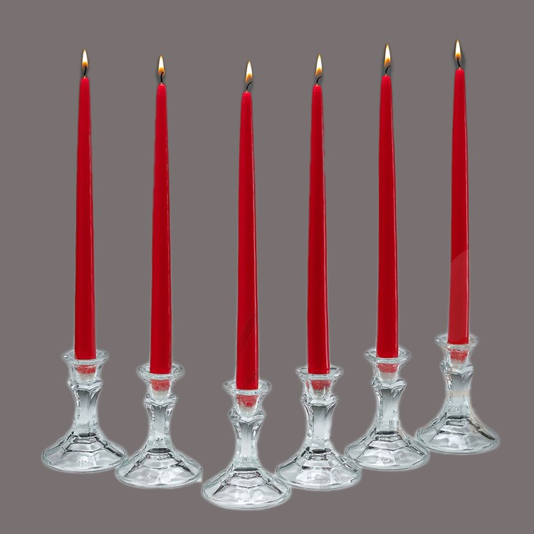 10 Inch Tall Taper Candle