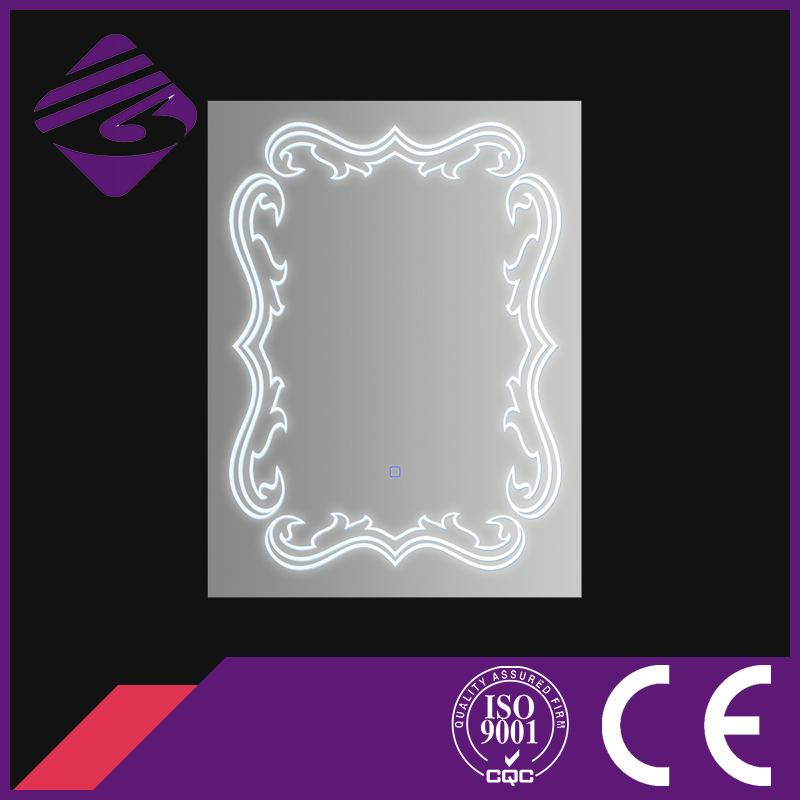 Jnh229 2016 Rectangle High Quality Newest Bathroom Mirror LED