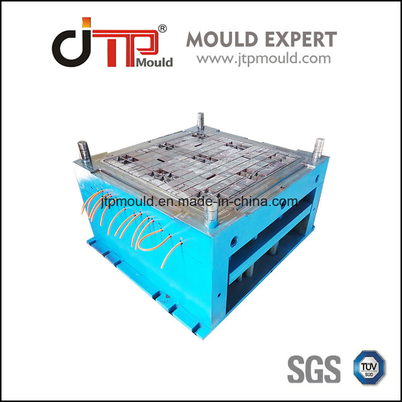 Flat Stackable Plastic Pallet Mould