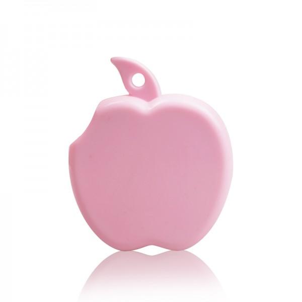 Lovely Design Apple Shape Beauty Face Skin Cleansing Brush Facial Brush