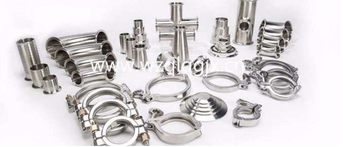 3 Inch Stainless Steel Fittings Sanitary SUS304 316L Weld Fittings