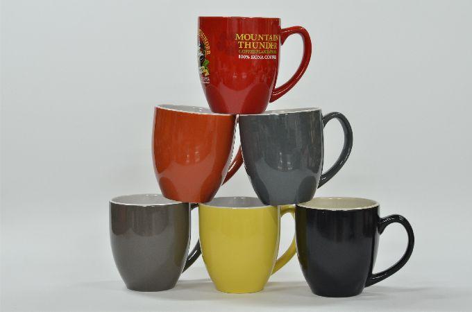 Color Handle Promotion Mug