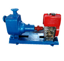 CYZ Series Self-Priming Centrifugal Pump With Diesel Engine