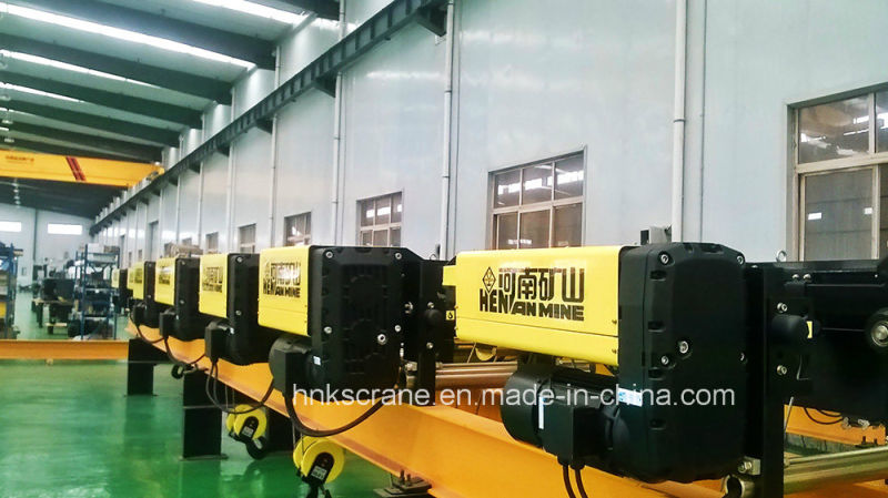 3ton~20ton Europe Electric Wire Rope Hoist