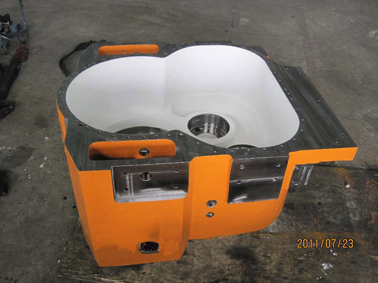 OEM High Quality Casting Gearbox Housings