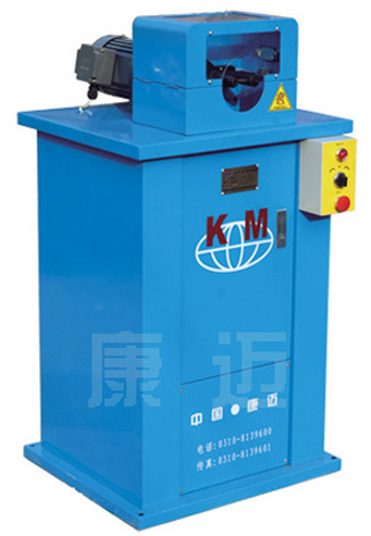 High Speed Hose Skiving Machine Km-65D Available for Internal and External Hose
