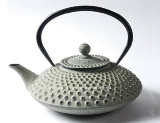 Costomer Design Cast Iron Teapot